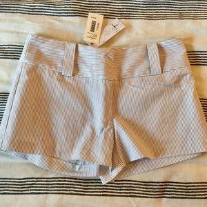 NWT Aqua Dress Shorts